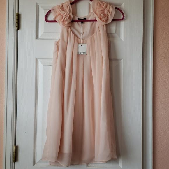 Ladakh Dresses & Skirts - Ladakh pink dress